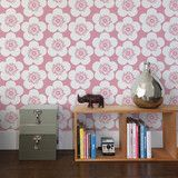 Aimee Wilder - Pop Floral Peony Wallpaper