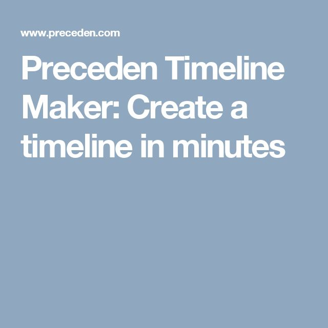 Best 25+ Timeline maker ideas on Pinterest Online timeline maker - sample timeline