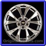 Buick Lacrosse 2009 Wheels & Rims Hollander #5286 #Buick #Lacrosse #BuickLacrosse #2009 #Wheels #Rims #Stock #Factory #Original #OEM #OE #Steel #Alloy #Used