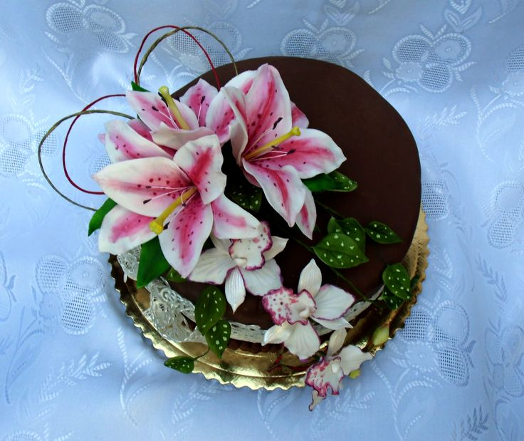 torta s kvetmi