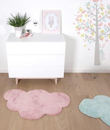 81 best Déco - Chambre fille grise rose poudré images on Pinterest - couleur gris perle pour chambre