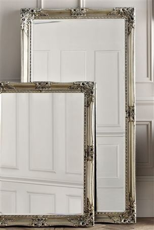 Next Pewter floor mirror £260