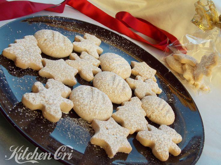 Biscotti friabilissimi, biscotti Natale