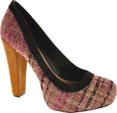 98.00 Jessica Simpson - The Topazio is a modern twist to the classic pump style. Perfect for work or happy hour