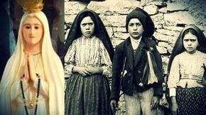 5 modlitw, do odmawiania których Maryja zachęcała w Fatimie. Każdy katolik powinien je znać!   Mały Dziennik