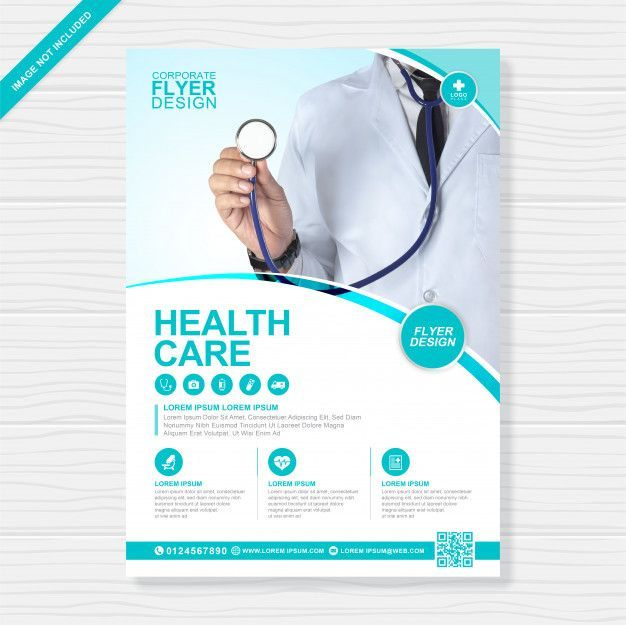 Health care poster design