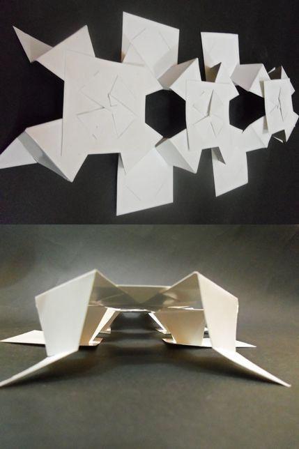 tesselation - art carton