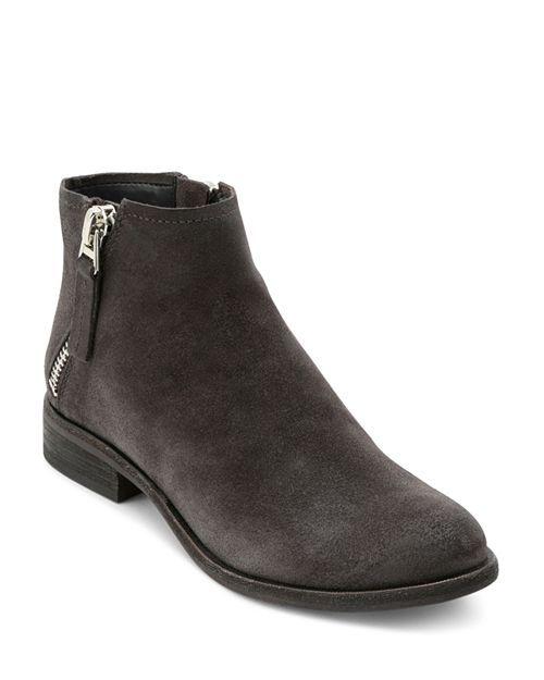 597cf2862d8 Dolce Vita - Women's Vesa Suede Zip Booties | Fashion | Dolce vita ...