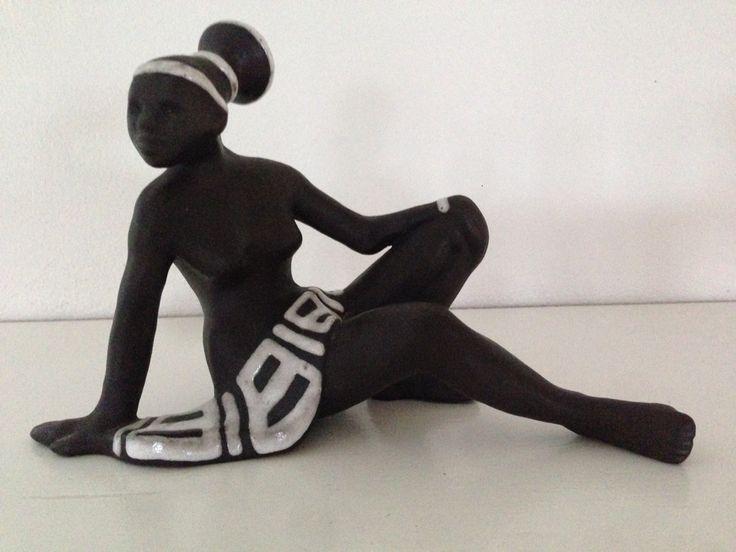 Marianne Starck for Michael Andersen. Negro serie