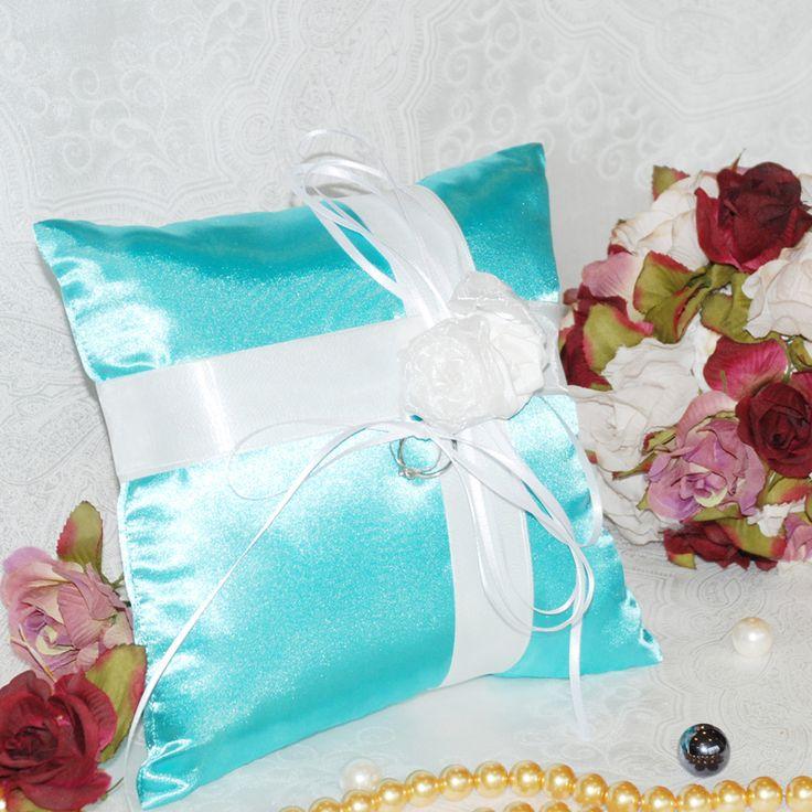 Hanada помнить ручной работы на заказ дизайн Тиффани синий обручальное кольцо на кольцо Tosi европейский стиль кольцо перлы подушку - Taobao