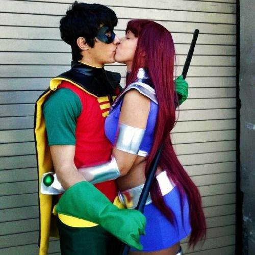 starfire cosplay - Google Search