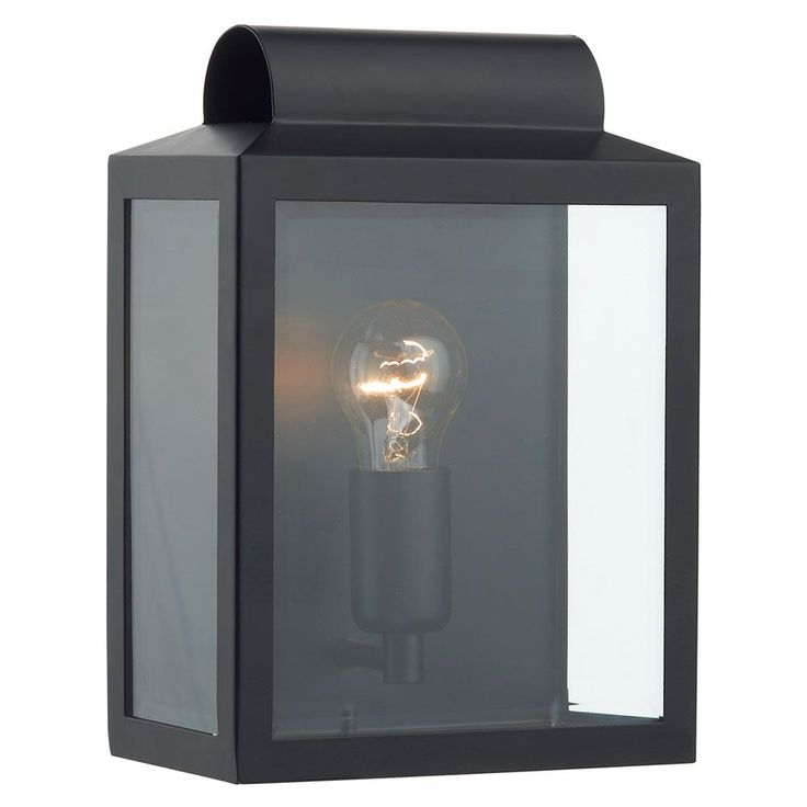 Wall Mounted Lights   The Notary By Dar Is A Vintage Style Exterior Wall  Light Constructed