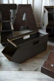 ヴィンテージ メタルボックス