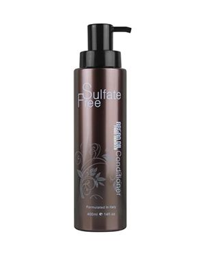 Кондиционер для волос увлажняющий с маслом арганы NUSPA, Argan Oil from Morocco, 400 мл