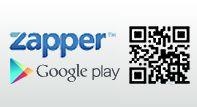 Zapper QR Code Scanning App For Android Phones