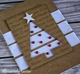 desert diva: A Christmas tree!