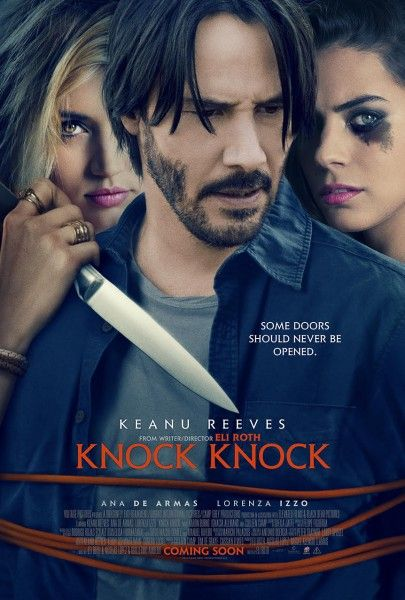 Knock Knock (2015) Full Movie Free Download In 300MB