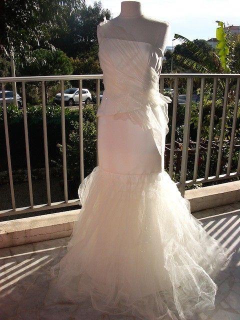 Robe de mariée pronuptia en dépôt-vente