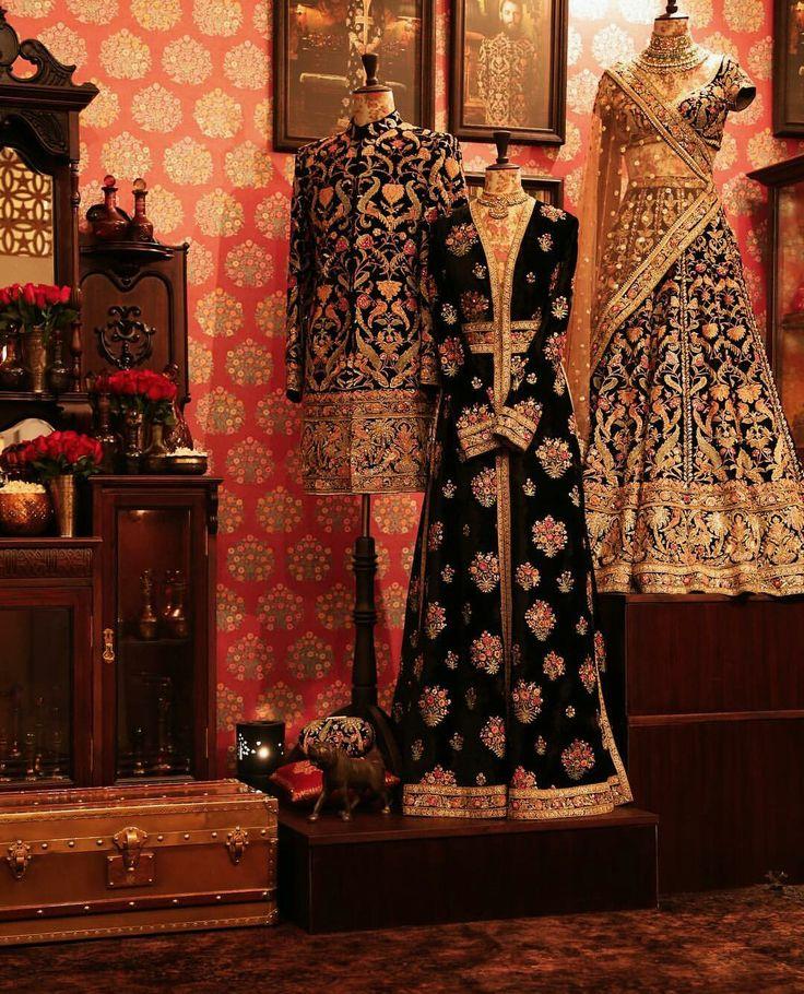 #bySabyasachiMukherjee #Firdaus #vogueweddingshow #couture2016