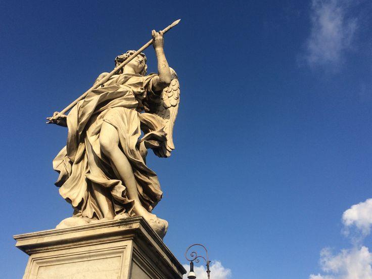 #Angel #CastelSanAntonio #SanAntonio #Roma #Italia #Europa