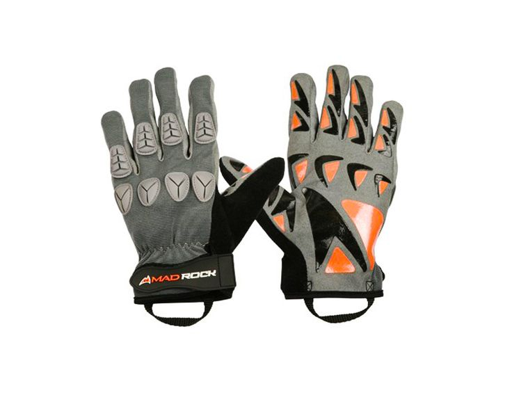 Personalized, Abrasive resistant, Anti-slip rock climbing gloves