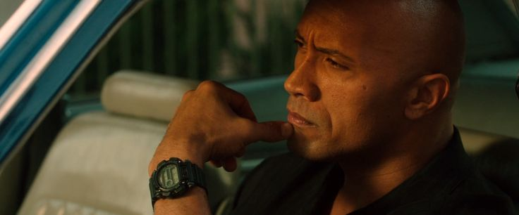 Casio G-Shock 9052 watch worn by The Rock in EMPIRE STATE ...