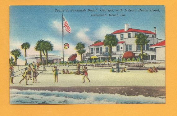 In Pictures Spring Break And Vintage On Pinterest: 17 Best Images About Historic Tybee Island On Pinterest