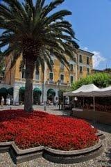 Bellagio view towards Hotel Splendide bellagio-views