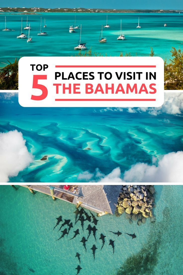 Where to go in the Bahamas? Best place to go in the Bahamas? Read our  Bahamas Travel Guide to the top 5 places to visit in Bahamas.