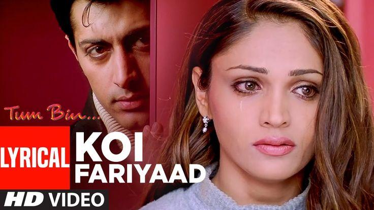 """Koi Fariyaad"" Full Song with Lyrics | Tum Bin | Jagjit Singh"
