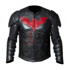 Batman Beyond Armor Leather Jacket | Costume