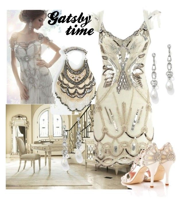 """GATSBY TIME"" by kidsfashion001 on Polyvore"