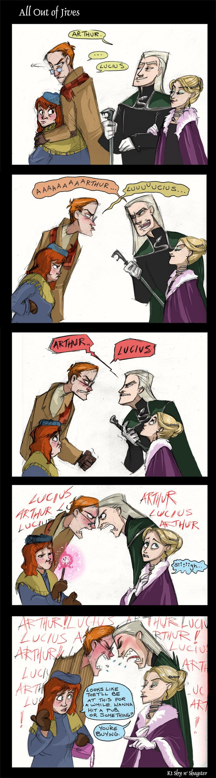 Harry Potter favourites by Boisterous-in-Boots on DeviantArt
