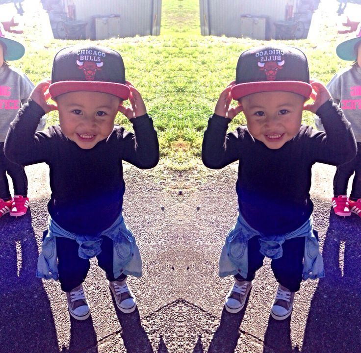 My lil swagger
