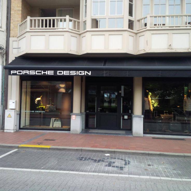 Porsche Design Store Knokke Belgium