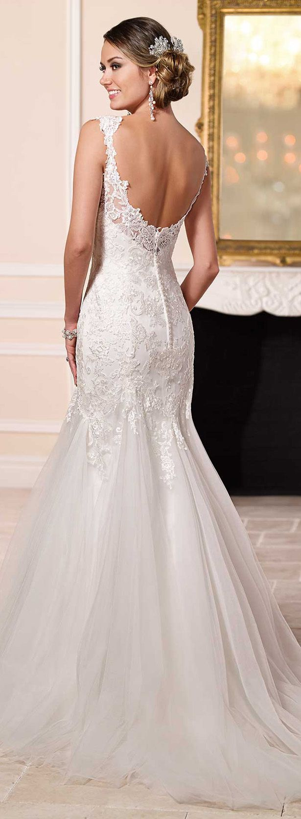 Stella york spring 2016 bridal collection belle wedding for How much do stella york wedding dresses cost