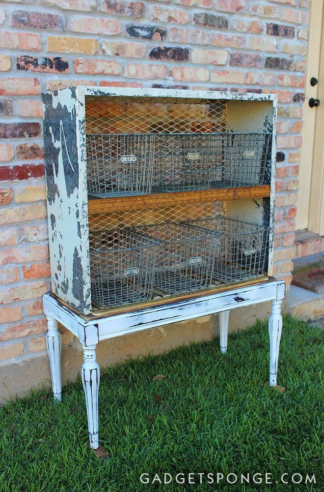 Locker Basket Repurposed Piano Bench Cabinet Piano Bench