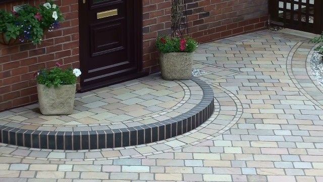Marshalls Fairstone Driveway in Walkden Manchester - Landscape Juice Network