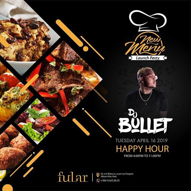 This Tuesday Launching A New Menu With Balalatet On The Tunes All Day Happy Hour At Fubar From 4pm 11pm Skip The Tr All Day Happy Hour New Menu Happy Hour