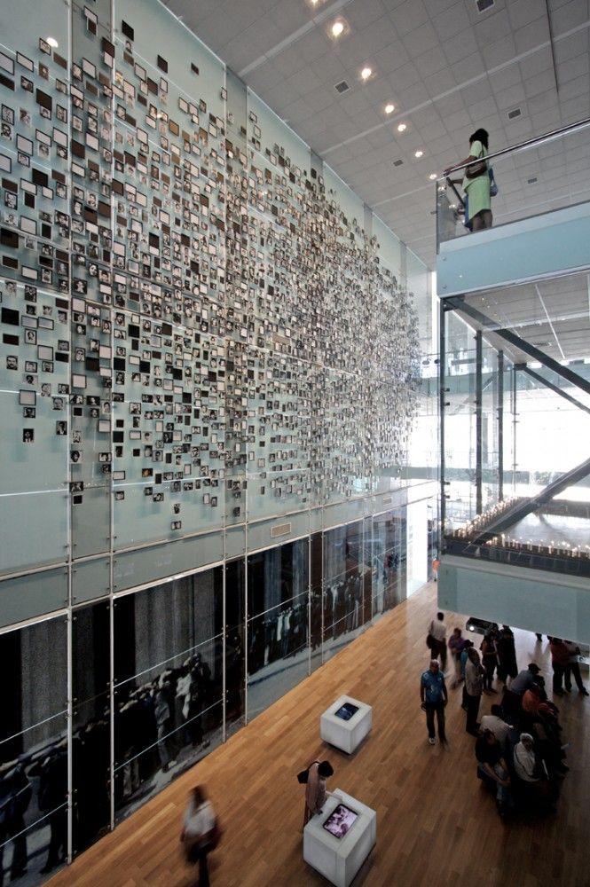 MUSEO DE LA MEMORIA  STGO CHILE  INTERIOR  © Nico Saieh