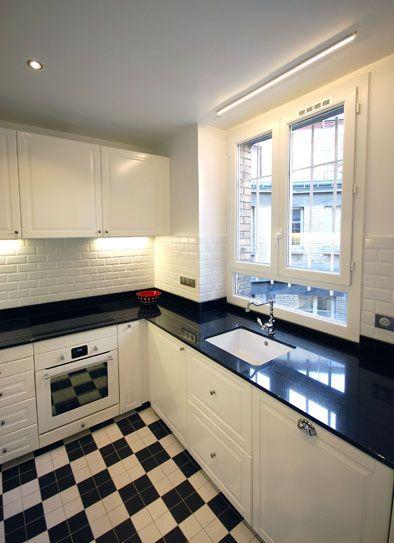 Rénovation d'un appartement 30's Studio d'Archi rénovation Architecte Paris