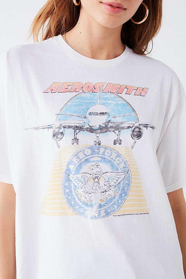 f999c563a Junk Food Aerosmith Aero Force Tee   Clothes I neeeeed   Aerosmith ...
