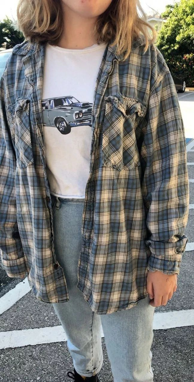 cute aesthetic clothes (@aestheticlucyy) | Casual grunge ...
