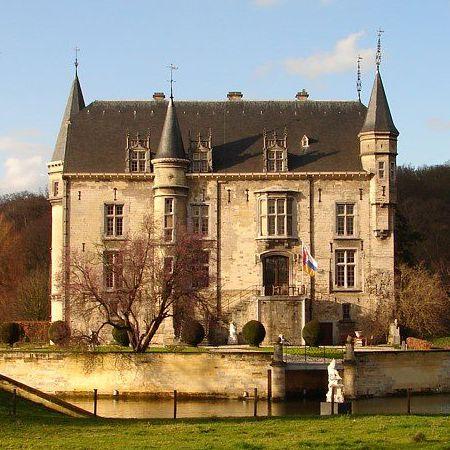 kasteel schaljoen Valkenburg Nederland