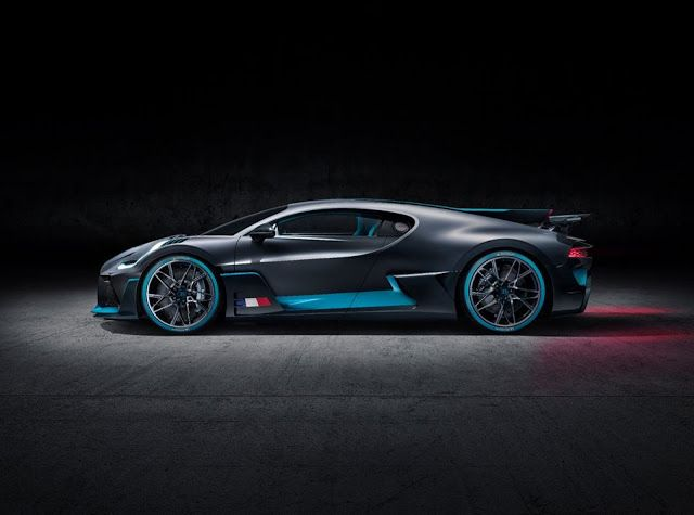 2019 Bugatti Divo Pictures Photos Wallpapers New Cars Pictures