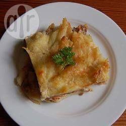 Pastaschotel met gehakt @ allrecipes.nl