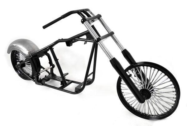 47 best Custom Frames images on Pinterest | Motorbikes, Chopper and ...