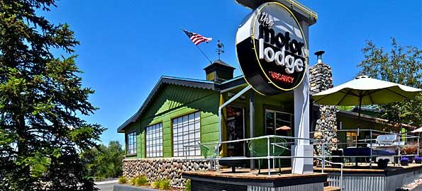 the motor lodge prescott az a groovy luxury motel near