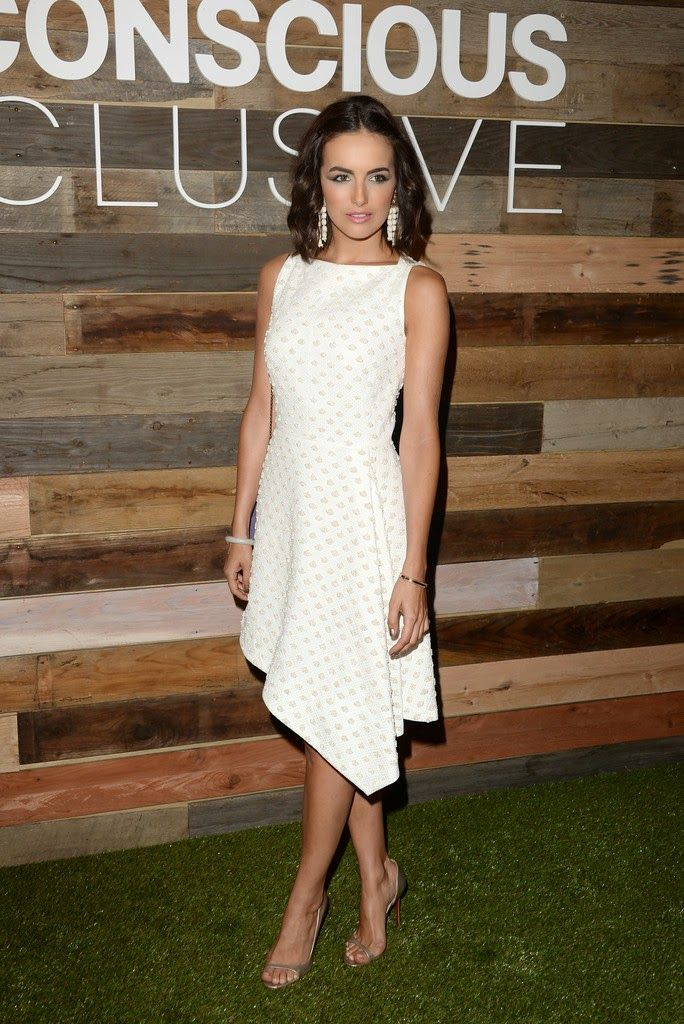 Camilla Belle - H&M Conscious Collection dinner