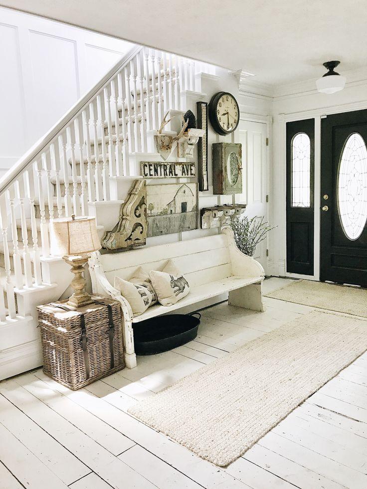 die 25 besten ideen zu bauernhaus renovierung auf. Black Bedroom Furniture Sets. Home Design Ideas